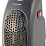 Radiateur électrique portbale 400 W avec éléments en céramique et display -PR014