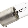 Ampoule Miniature Ba9s T10x28 2,4W 40mA C-2F 2000h 60V