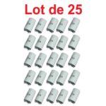 Lot de 25 Starters universels 4-65W