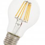 Ampoule LED Filament Standard 6W E27 820Lm 4200K blanc neutre