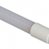 Tube LED 60cm en verre 9W T8/G13 900Lm 6500K lumière du jour