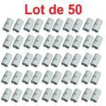 Lot de 50 Starters 4-22W