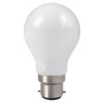 Ampoule LED Filament Standard MILKY 8W B22 806Lm 4000K blanc neutre