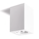 Applique de plafond VENICE GU10 IP20