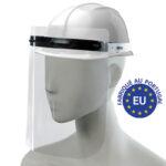 Visière de protection fabrication européenne SPECIAL CASQUE