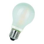 Ampoule LED Filament Standard dépolie 6W E27 580Lm 3000K blanc chaud