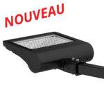 Projecteur LED 240W 28800Lm IP66 étanche 15° IK09 5000K blanc confort