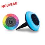 Spot LED Solaire Etanche IP65 Bluetooth LINKUP 3,5W RGBW Multicolore + Blanc