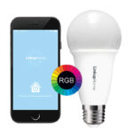 Ampoule LED Bluetooth LINKUP 9,5W E27 710Lm RGB Multicolore
